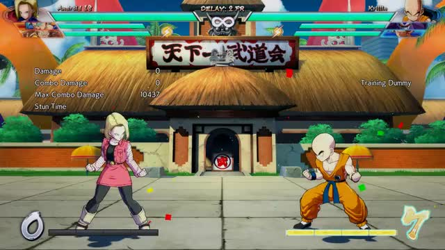 Watch [TOD] A18, Vegito, Gotenks - 0 Bar Sparking (Midscreen) GIF by @stonecoleq on Gfycat. Discover more Dragon Ball FighterZ, dbfz GIFs on Gfycat