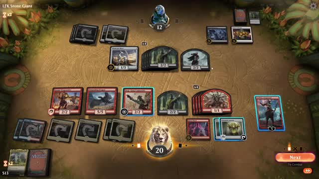 Watch MTG Arena - Sarkhan Dragonsoul ultimate with  Mirror March GIF on Gfycat. Discover more Gaming, arena, duel, magic, magic2019, magicthegathering, mtga, plansewalker, rahul cr, ravnica allegiance GIFs on Gfycat