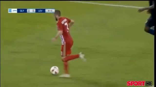Ολυμπιακός - Λεβαδειακός 1-0 | Στιγμιότυπα (26/8/18)