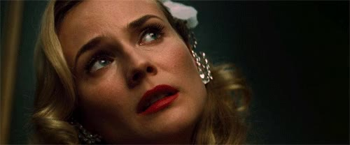 Watch and share Inglourious Basterds GIFs and Diane Kruger GIFs on Gfycat