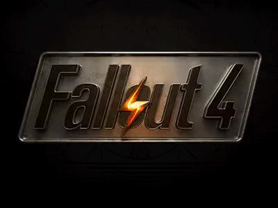Watch Fallout4 logo animation GIF on Gfycat. Discover more related GIFs on Gfycat