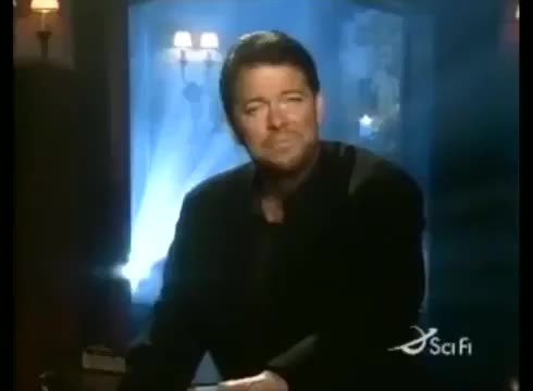 Watch and share Jonathan Frakes GIFs and Celebs GIFs by Gas Bandit on Gfycat