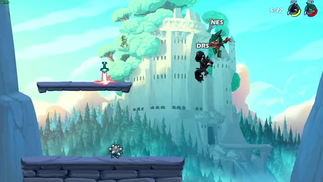 Watch boring mordex naenaed GIF by Ness (@nessmonk) on Gfycat. Discover more brawlhalla GIFs on Gfycat