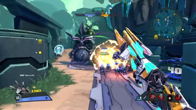 Watch and share Battleborn GIFs and Newbies GIFs by Old Man Cranky on Gfycat