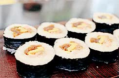 Watch and share Gif Gifs Food Sushi Mp Foodporn Food Gifs Japanese Cuisine Simplyfoodgifs Requested By Freeformedthoughts Sushi Gifs GIFs on Gfycat