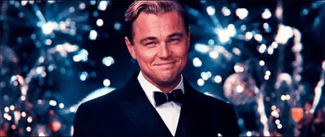 Watch leonardo dicaprio great gatsby GIF on Gfycat. Discover more related GIFs on Gfycat