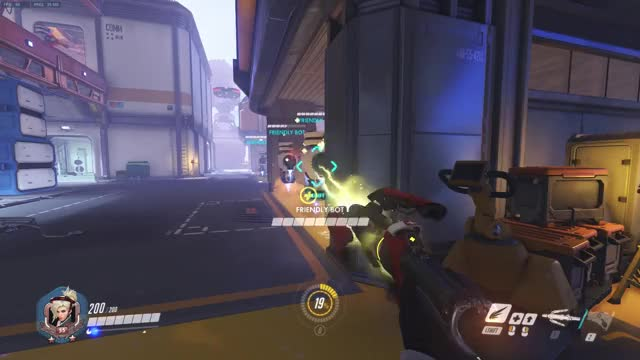 Watch and share Overwatch GIFs by artorp on Gfycat