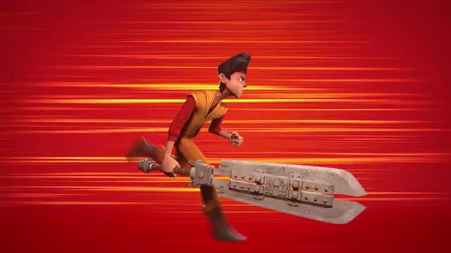 Watch and share Joe Rig - Run Animation GIFs on Gfycat