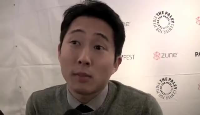 Watch and share Steven GIFs and Yeun GIFs on Gfycat