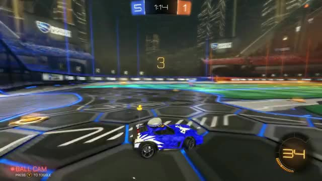 Watch and share Rocket League GIFs by ductayl on Gfycat