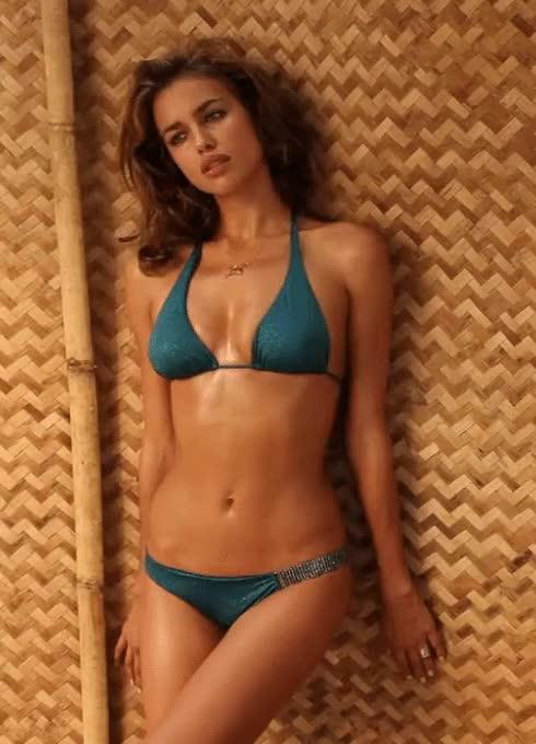 Watch and share Irina Shayk GIFs and Model GIFs on Gfycat