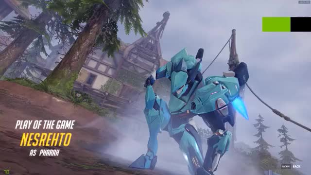 Watch 3v3 clutch GIF by @nesrehto on Gfycat. Discover more Overwatch GIFs on Gfycat