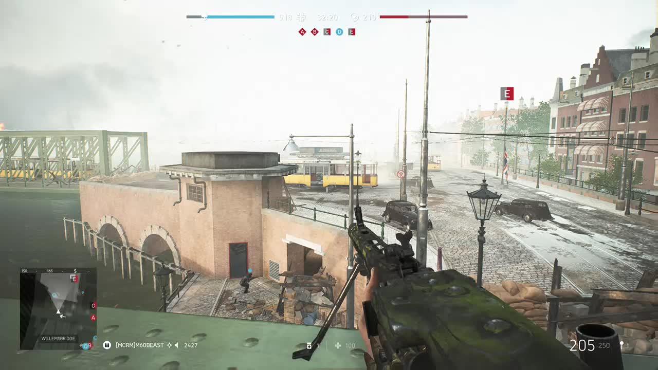 BattlefieldV, M60BEA5T, xbox, xbox dvr, xbox one,  GIFs
