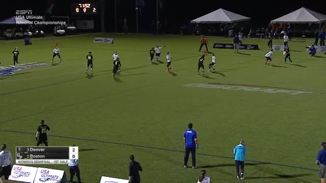 Watch Brute Squad v. Molly Brown (2016 Nationals - women's semi) GIF on Gfycat. Discover more boston, ultimate, usa ultimate GIFs on Gfycat