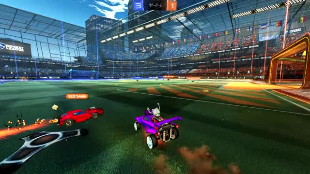 Watch and share Rocket League GIFs and Gaming GIFs by Ryan on Gfycat