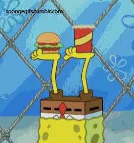 Watch and share Spongebob Squarepants GIFs on Gfycat