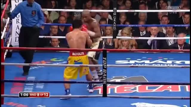Watch Mayweather takes Pacquiao to school GIF on Gfycat. Discover more boxing, mayweather, pacquiao GIFs on Gfycat