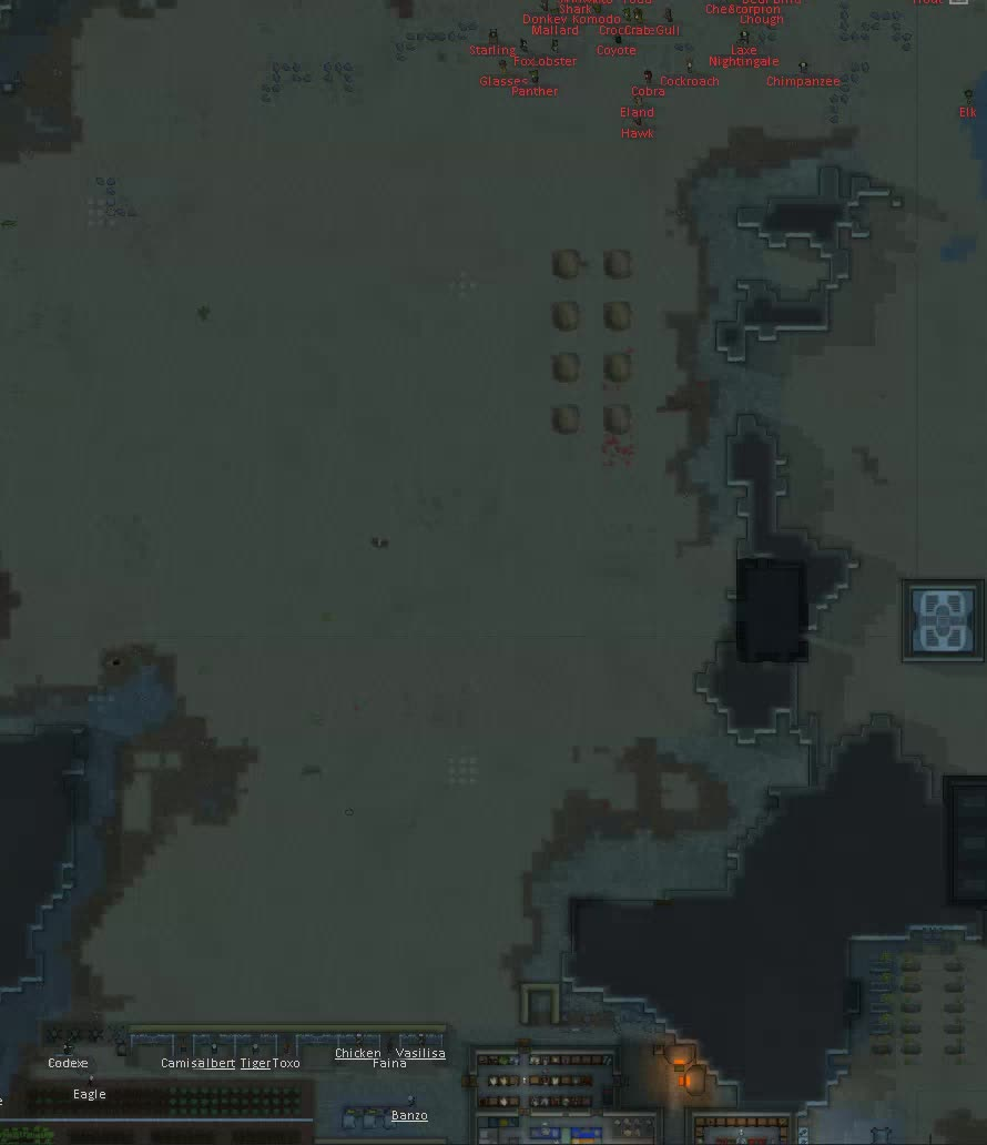 rimworld, Tribal night raid GIFs