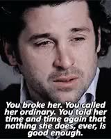 Watch sharks better watch out GIF on Gfycat. Discover more 1k, 2k, derek shepherd, derek shepherd quotes, ga, gifs, grey's anatomy, greysedit, mine, patrick dempsey, quotesmeme GIFs on Gfycat
