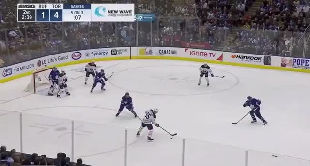 Watch and share Toronto Maple Leafs GIFs and Buffalo Sabres GIFs on Gfycat