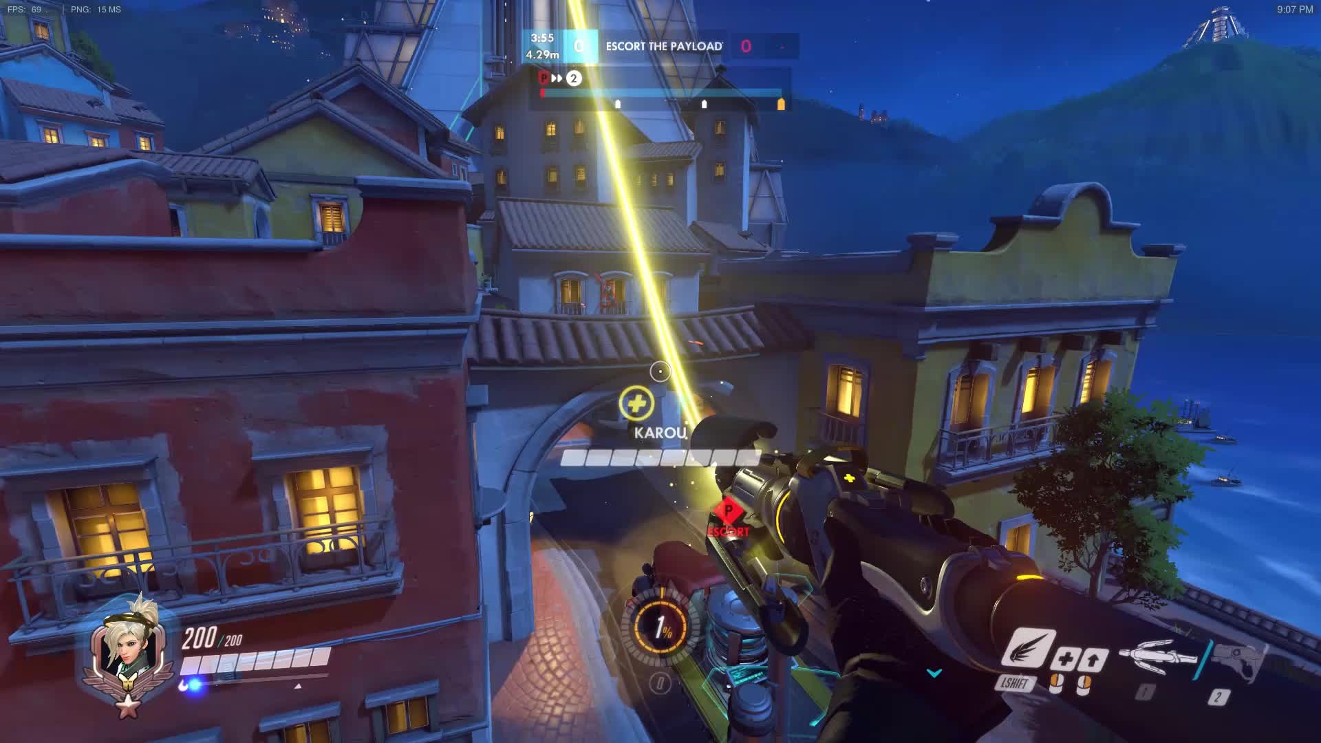 cringepics, overwatch, mercy the new bastion counter?? GIFs