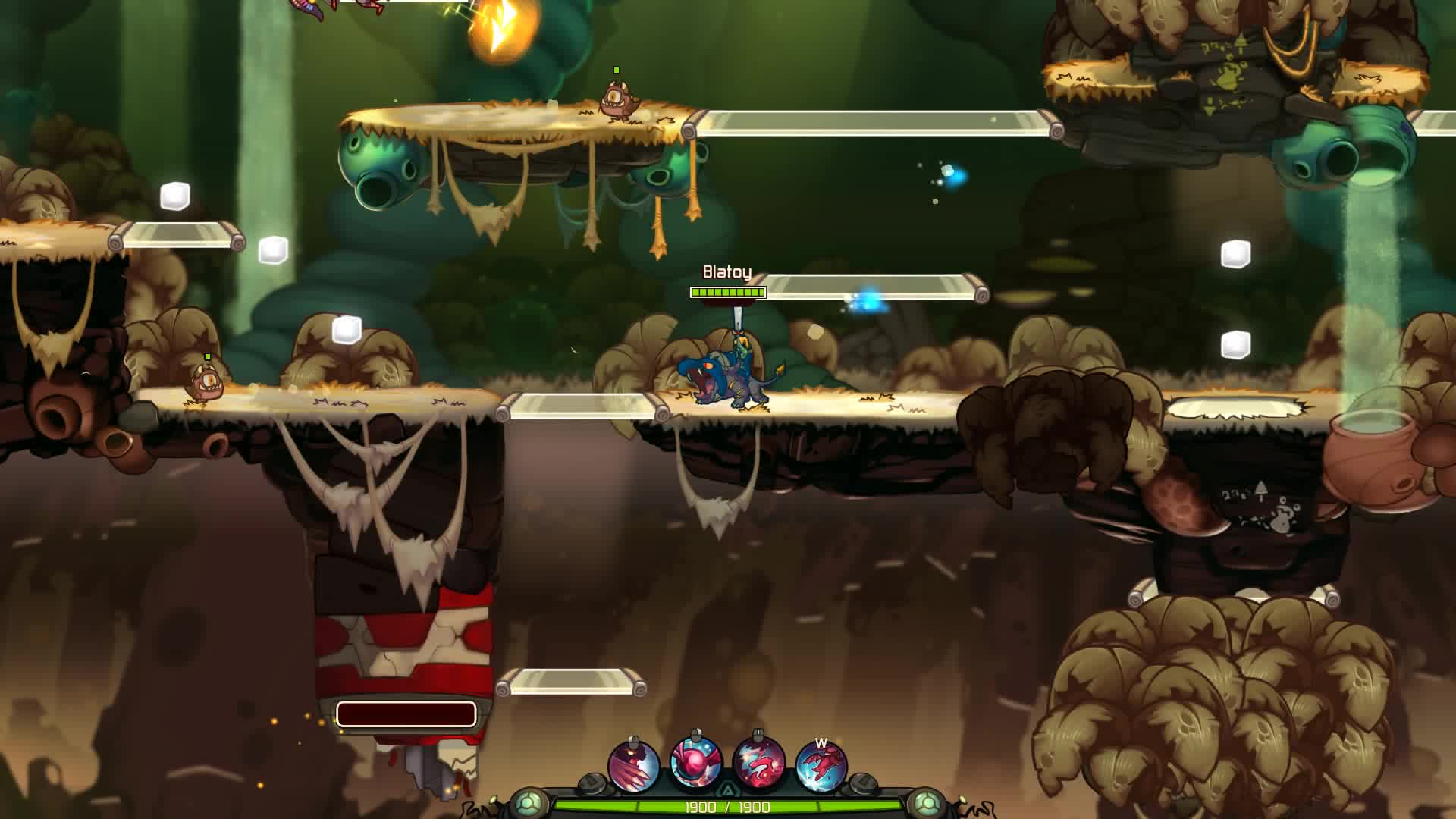 awesomenauts, Games can get pretty intense GIFs