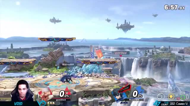 Watch and share Smash Bros Ultimate GIFs and Highlights GIFs by Piers Risu on Gfycat