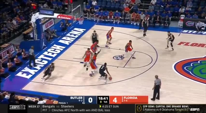 People & Blogs, W, Butler UF full game GIFs