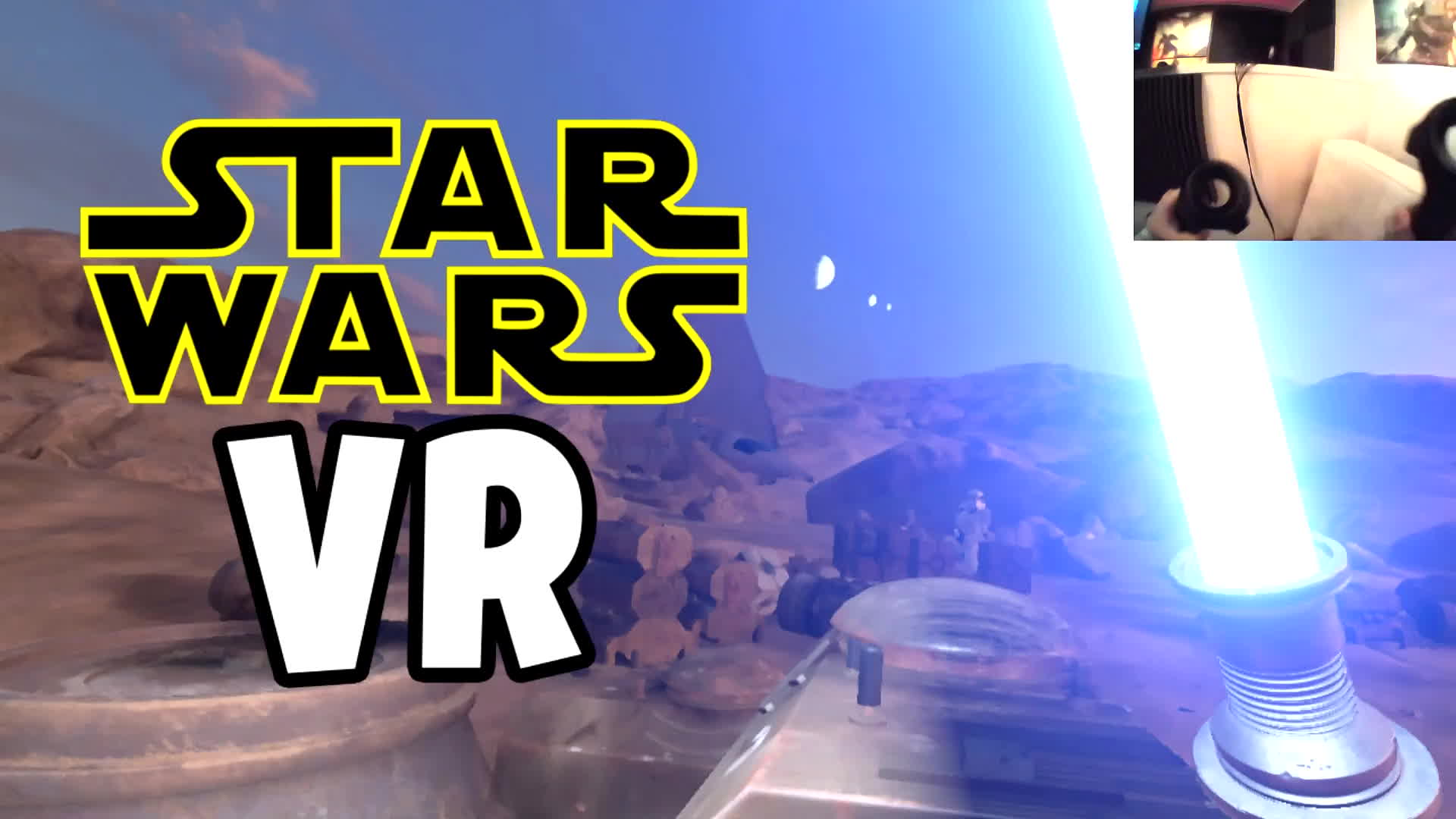 friends, gaming, Star Wars Lightsaber 60fps GIFs
