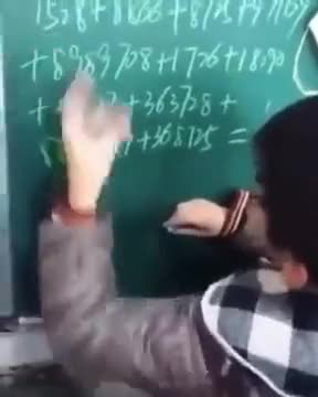 Watch and share Quick Maths! GIFs on Gfycat