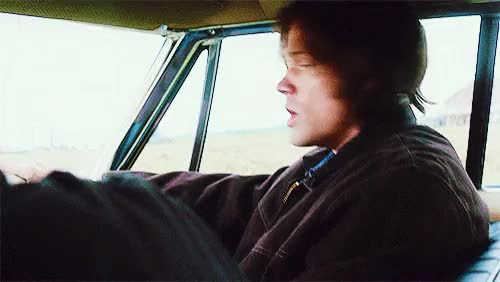 Watch i love sam winchester GIF on Gfycat. Discover more HIS LOVELY FACE, and hes so lovely when he smiles, look i did a thing, mygif, sam winchester, samedit, samlikesdean, spnedit, spnsamwinchester GIFs on Gfycat