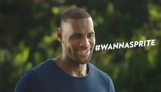 Watch and share Sprite | #WannaSprite | LeBron James And Lil Yachty In A Music Video! GIFs on Gfycat