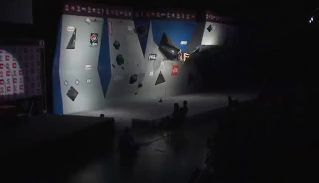 Watch and share Final Round - 2017 Bouldering Open National Championship GIFs on Gfycat