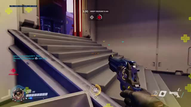 Watch Aim GIF by Gamer DVR (@xboxdvr) on Gfycat. Discover more OverwatchOriginsEdition, PizzaKater, xbox, xbox dvr, xbox one GIFs on Gfycat