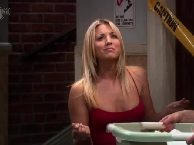 Watch and share The Big Bang Theory GIFs and Kaley Cuoco GIFs by pweller on Gfycat