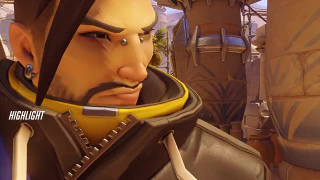 Watch snippy snipe 18-08-15 20-56-36 GIF on Gfycat. Discover more hanzo, highlight, overwatch GIFs on Gfycat