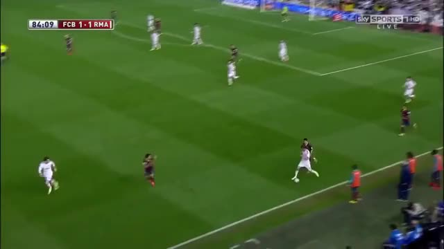 Watch Gareth Bale goal vs FC Barcelona GIF on Gfycat. Discover more bale, real madrid, superathletegifs GIFs on Gfycat