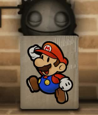 Watch and share Papermario GIFs on Gfycat