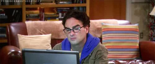 Watch and share Johnny Galecki GIFs and Smile GIFs on Gfycat