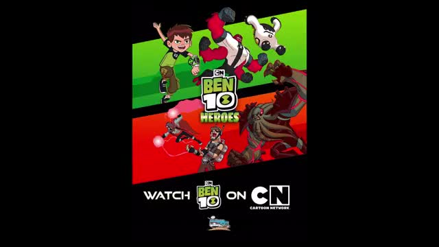 Watch and share Ben10heroes GIFs and Ben10 GIFs by Epic Story Interactive on Gfycat