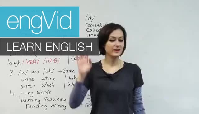 Watch and share 8 Tips For British English Pronunciation GIFs on Gfycat