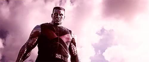 Watch this colossus GIF on Gfycat. Discover more colossus, deadpool, deadpooledit, film: deadpool, marvel comics, mine, piotr rasputin, xtag GIFs on Gfycat