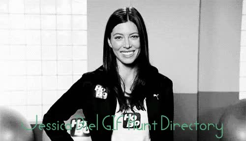 Watch and share Jessica Biel GIFs on Gfycat