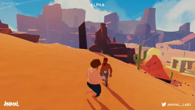 Watch Unarmed combat in new environment. GIF by ANIMAL (@animalmade) on Gfycat. Discover more Animal_labs, cartoon, combat, fighting, gamedev, games, gaming, indie, indiegames, unarmed, unity3d GIFs on Gfycat