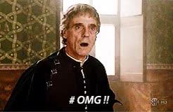 Watch and share Jeremy Irons GIFs and Oh My Gosh GIFs on Gfycat