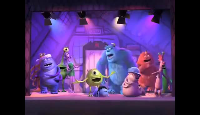 Watch and share Monsters Inc GIFs on Gfycat