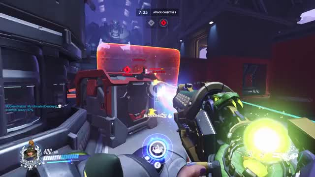 Watch and share Zarya Dva Combo GIFs on Gfycat