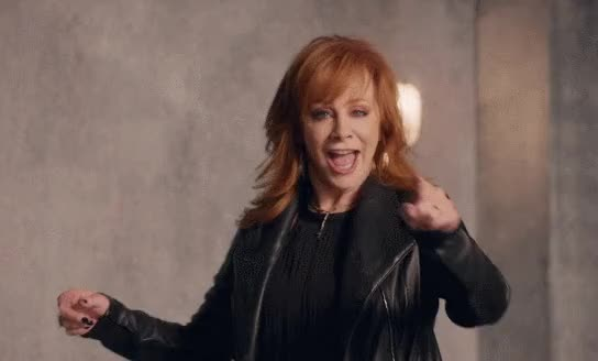 Watch and share Reba Mcentire GIFs on Gfycat