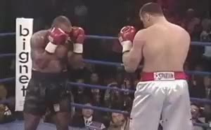 Watch Tyson on Golota the hardest punch ever? GIF on Gfycat. Discover more related GIFs on Gfycat