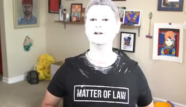 Watch and share Ethan Klein WHITEFACE GIFs on Gfycat